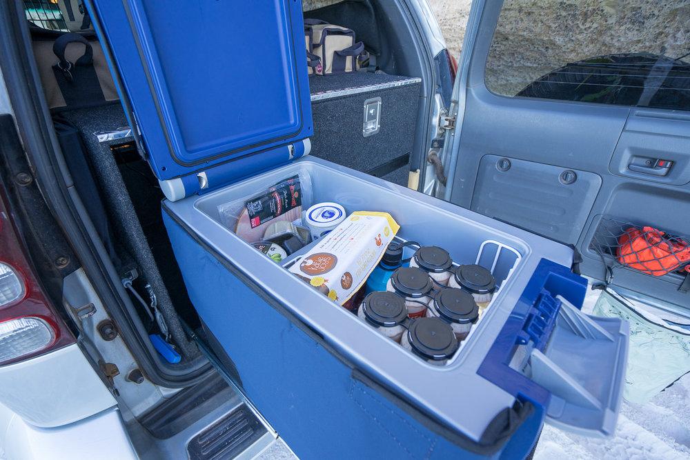 ARB 47L Fridge Freezer, Camping, 4x4