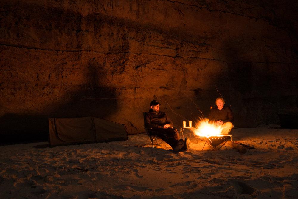 Snow Peak Low Beach Chair, DRIFTA, Camping, 4x4, Gear, Reviews