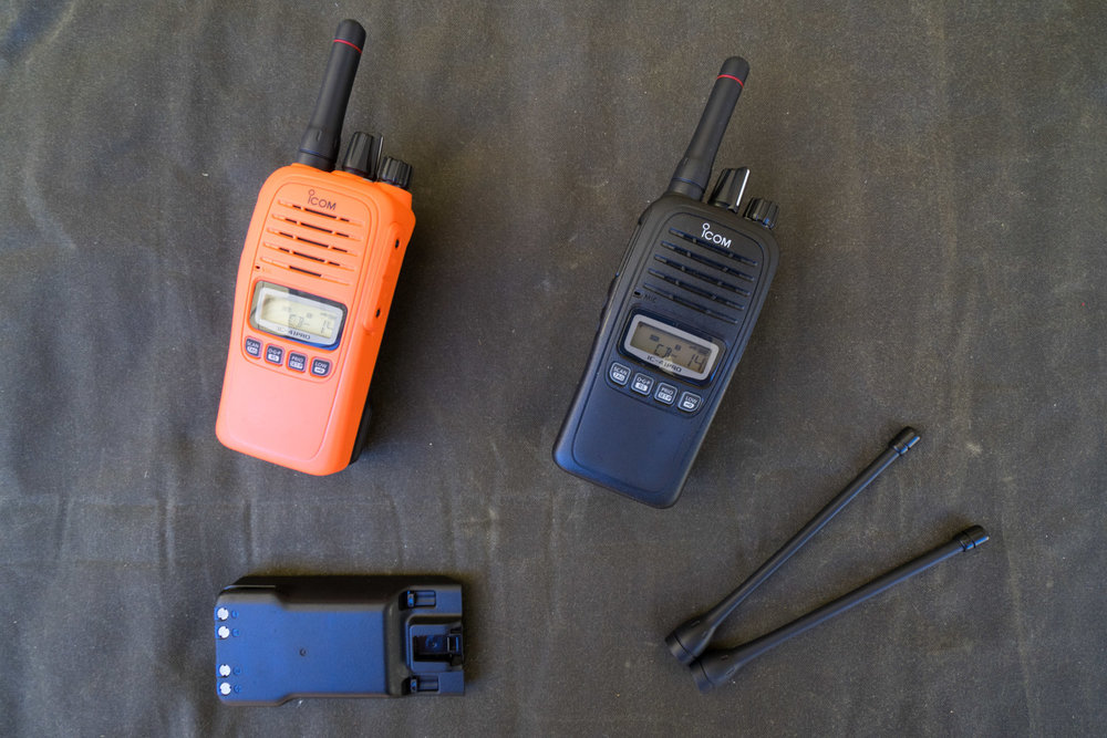 ICOM IC-41PRO UHF CB Handheld Radio, 4x4, Communications, Photography, Gear Reviews, Adventure Curated