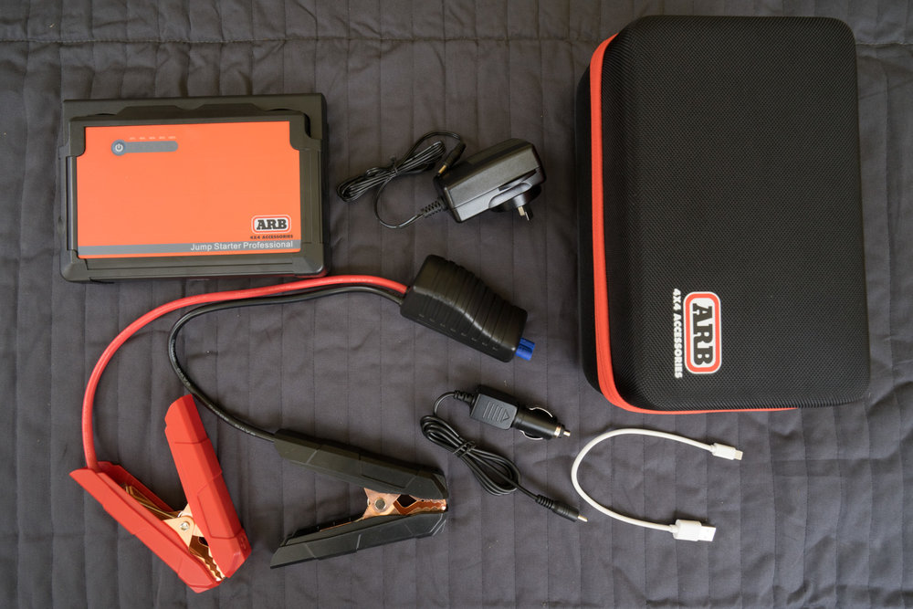 ARB Jump Starter, Lithium Battery, Battery Pack, Battery Backup, 4x4