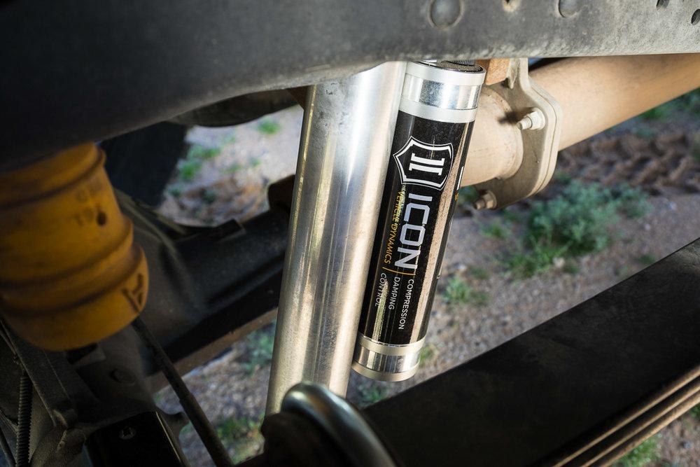 Matt Scott, Ford F250 Super Duty Lariat, MAXTRAX, ICON Vehicle Dynamics
