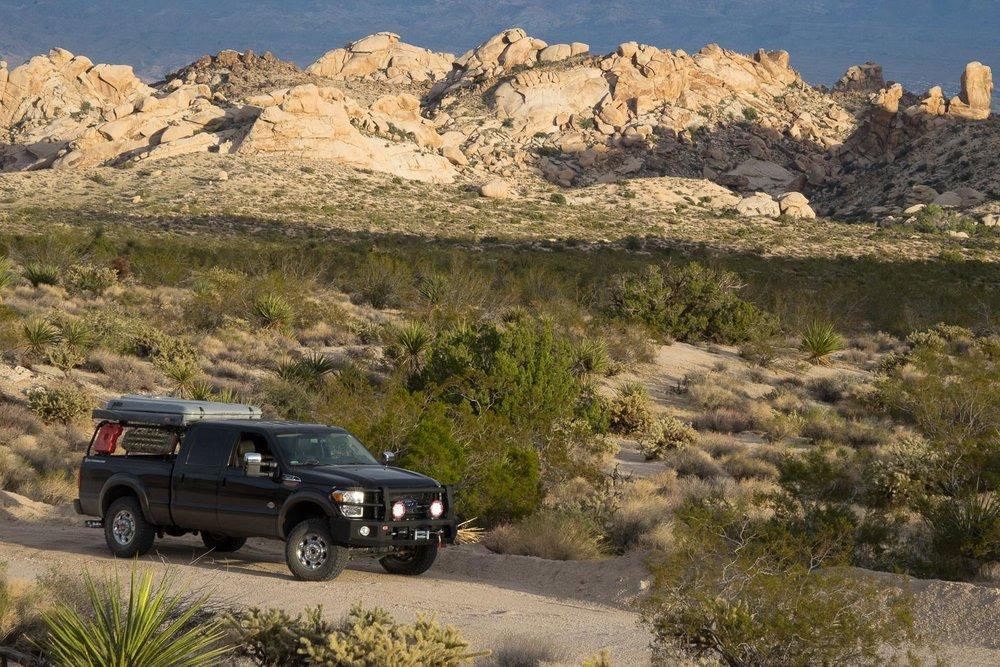 Matt Scott, Ford F250 Super Duty Lariat, MAXTRAX, ROTOPAX, ARB, JAMES BAROUD Rooftop Tents
