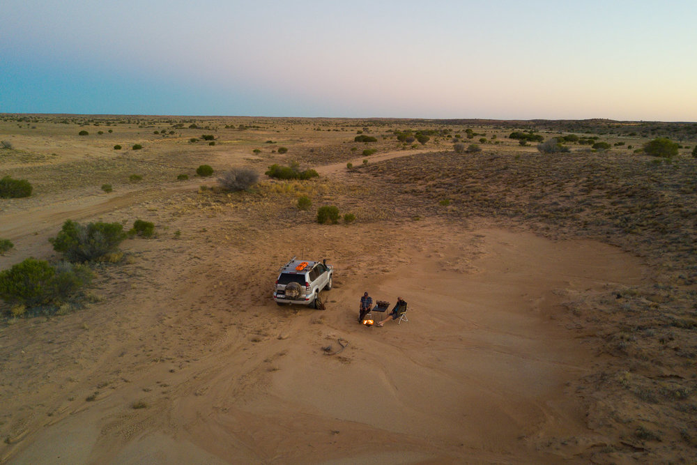 Strzelecki Track, South Australia