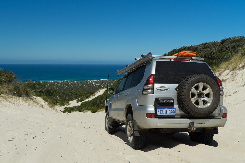 Callcup Hill, D'Entrecasteaux National Park, Western Australia