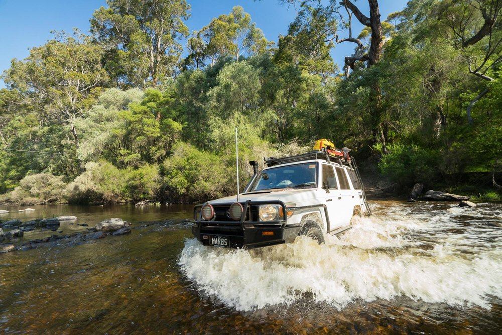 Warren River National Park, Western Australia