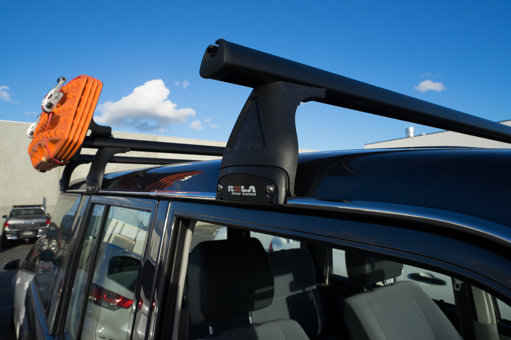 ROLA Heavy Duty Roof Rack, Land Cruiser 76 Series Roof Rack