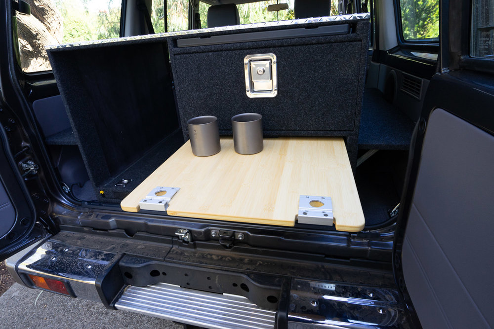 DRIFTA 4WD Drawers, Snow Peak IGT