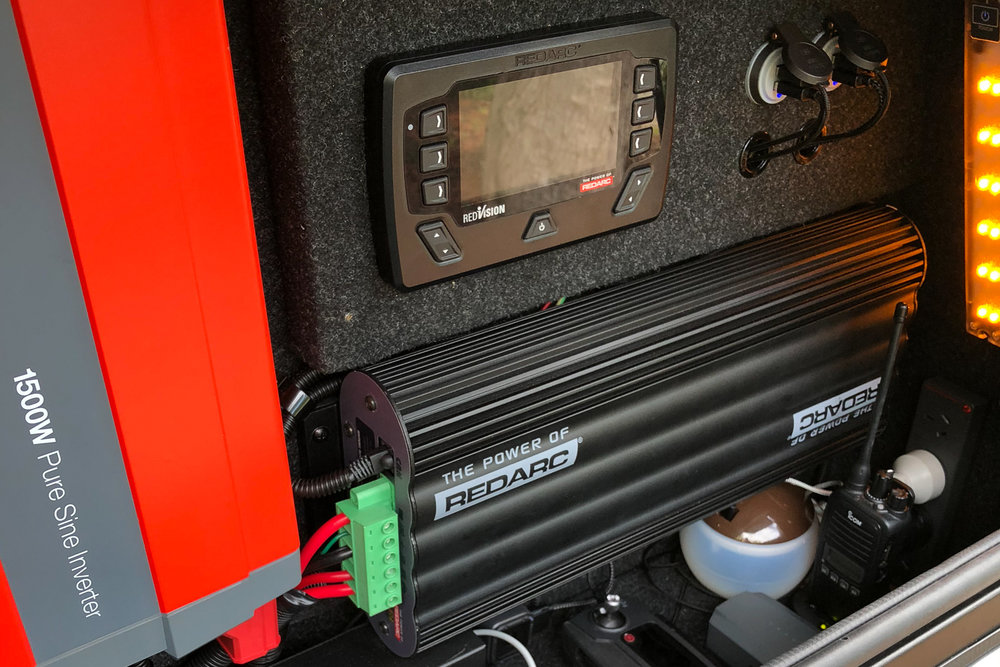 RV Lithium Systems Lithium Battery