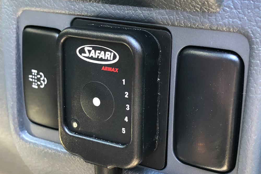 Safari ARMAX ECU
