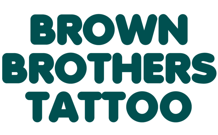 BROWN BROTHERS TATTOO