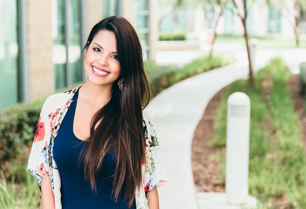 Angeliz Guevara and what she loves the most about living in #SoCal!