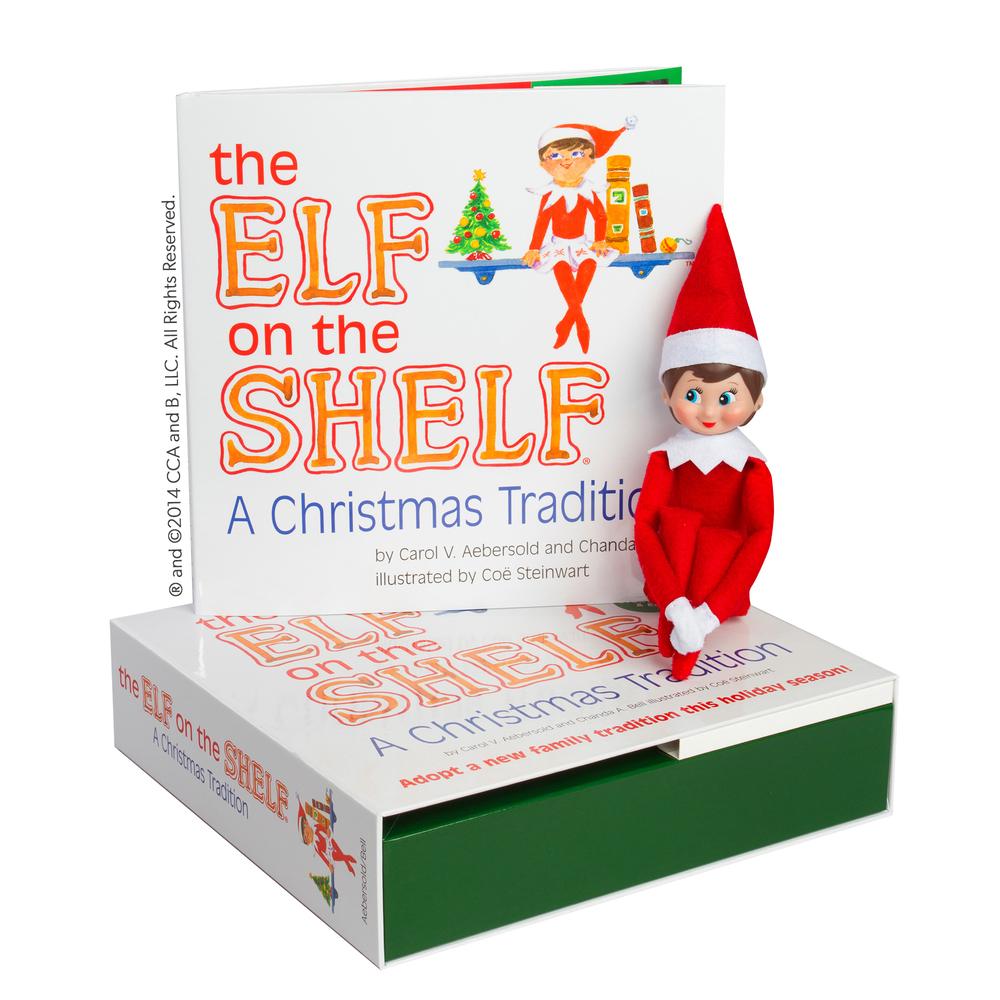 El libro original de la tradicion de navidad