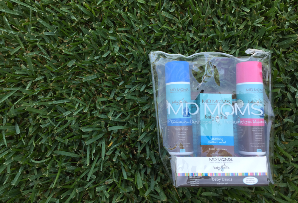 MD moms- Baby Silk line