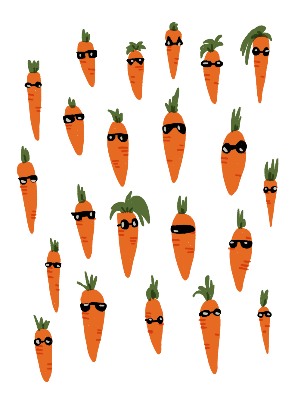 carrotsunnie