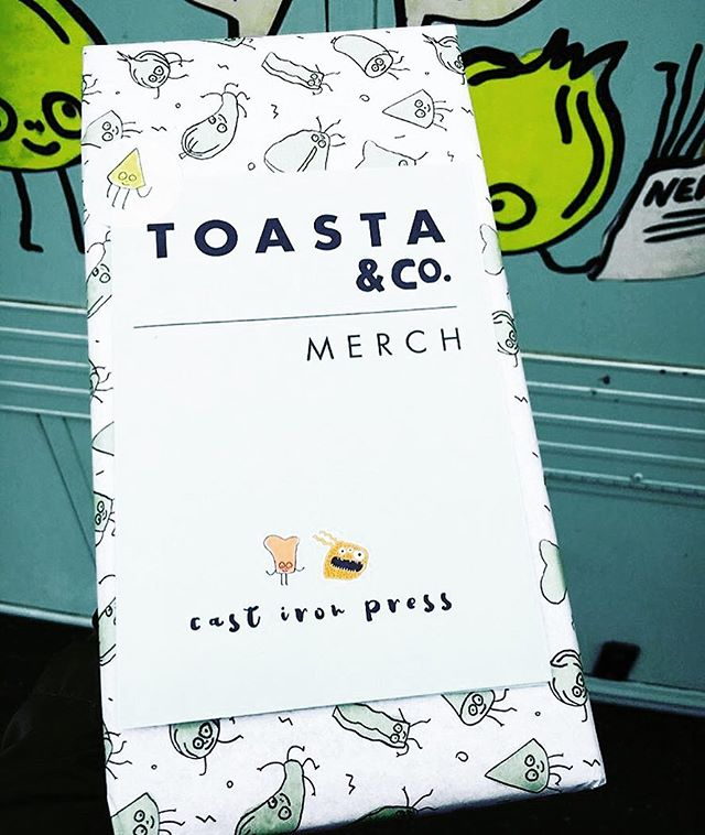 @we8melbourne bought their mama a TOASTA PRESS for Mothers' Day 💕💕 Get yours today at www.toastaandco.com.au  Posta: @we8melbourne