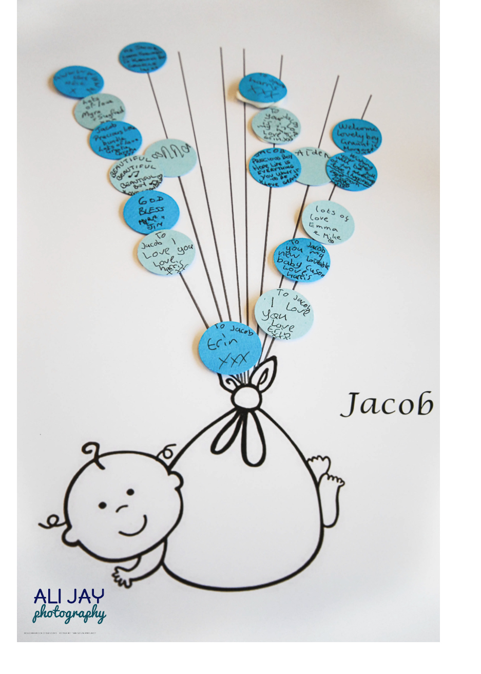 Jacob's message tree
