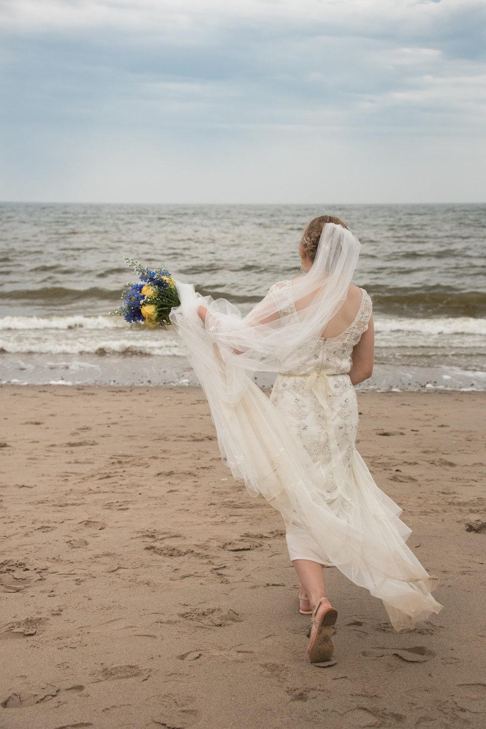 Wedding Photographer Edinburgh - Portobello Edinburgh