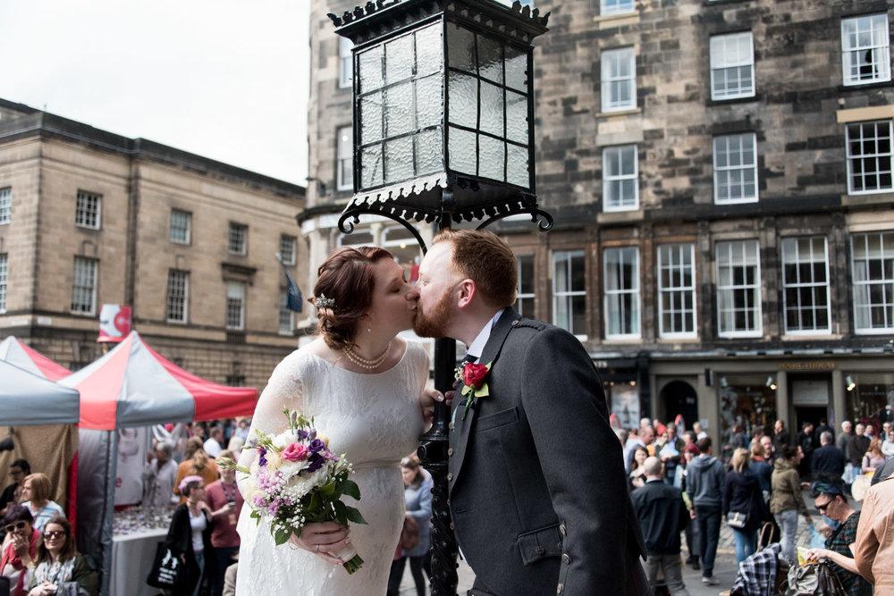Wedding Photographer Edinburgh - Lothian Chambers Wedding