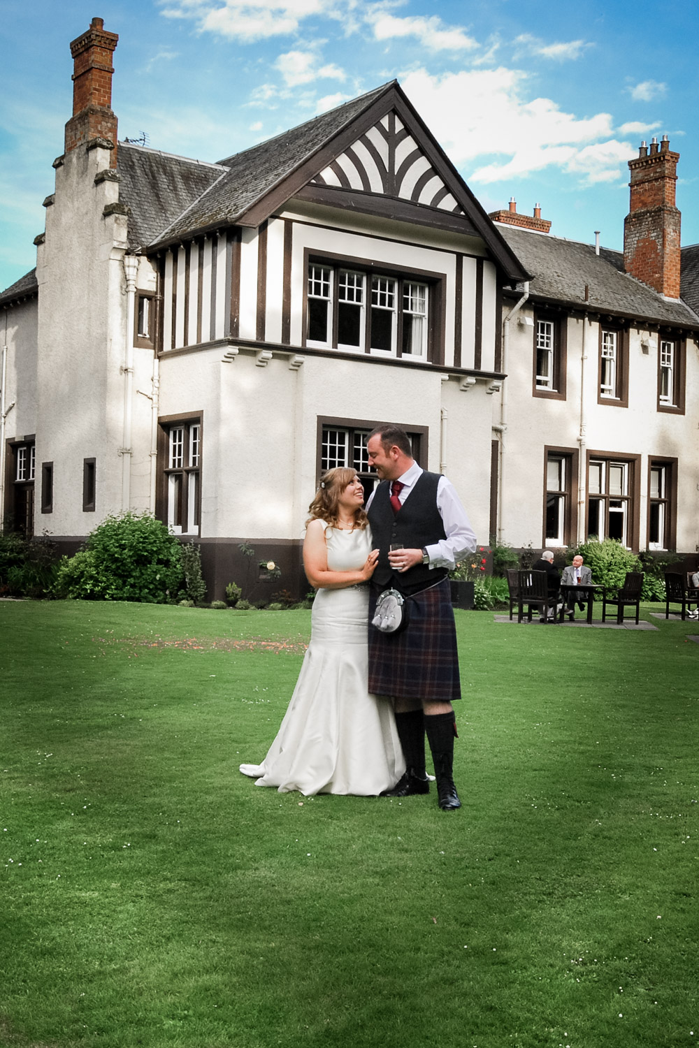 Cat & Steve - Love our wedding photos. Ali captured the day brilliantly from beginning to end x- Huntington Tower Hotel, Perth