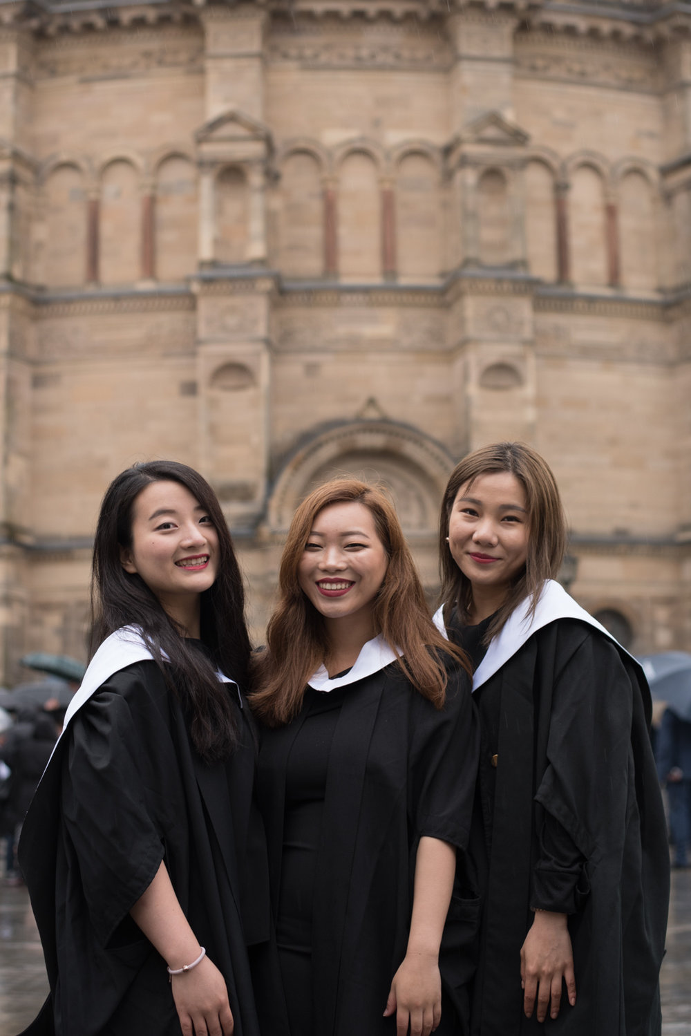 Graduation Photography - McEwan Hall, Edinburgh