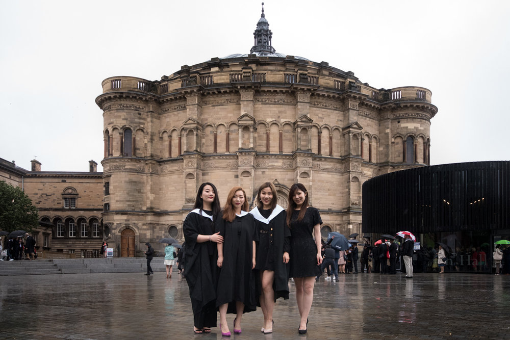 edinburgh photography - edinburgh university graduation