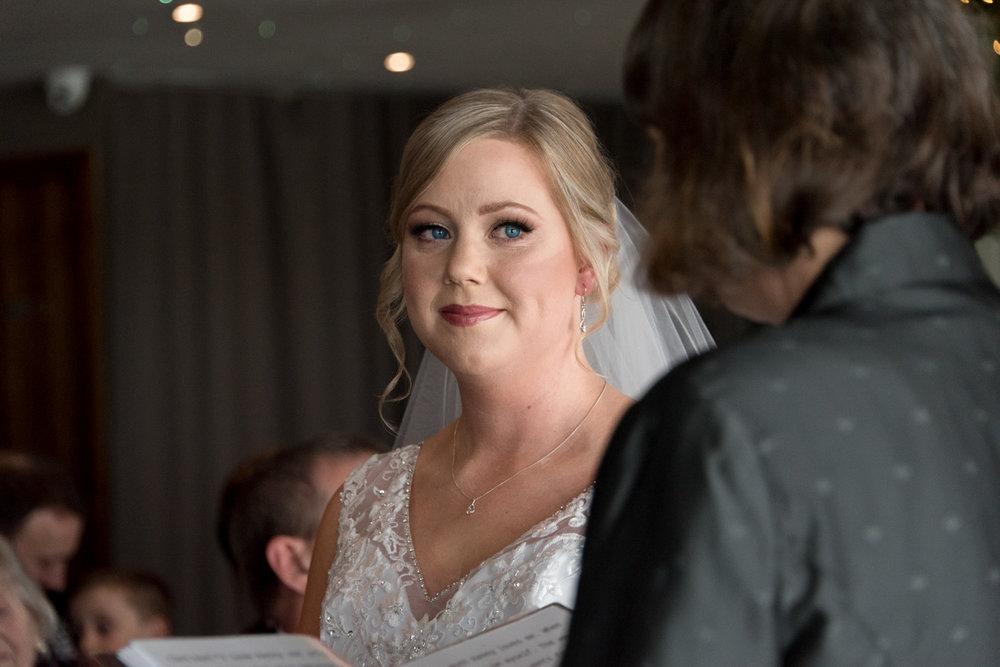 South Queensferry Orocco Pier Wedding - ceremony 01