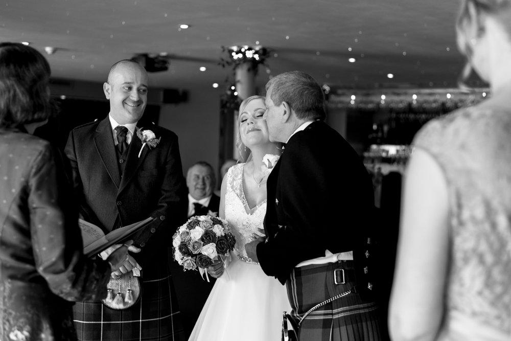 Edinburgh Wedding Venue - Orocco Pier Wedding