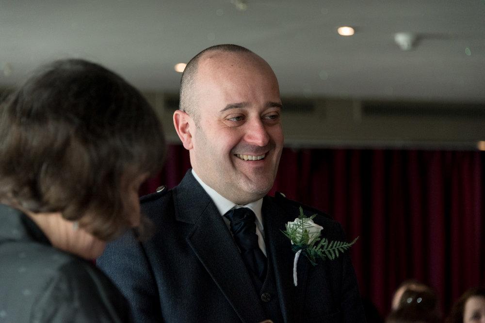Edinburgh Wedding Venue - Orocco Pier Wedding 02