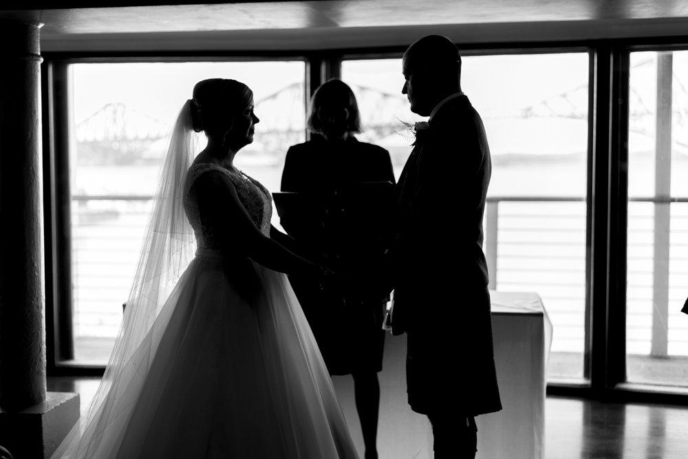 Edinburgh Wedding Venue - Orocco Pier Wedding 04