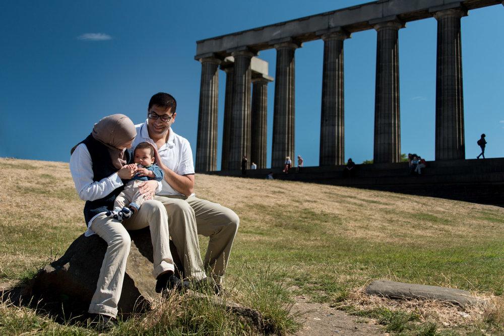 Edinburgh Photography - Carlton Hill 02