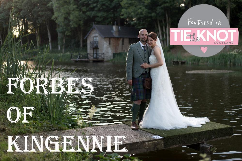 Forbes of Kingennie Wedding