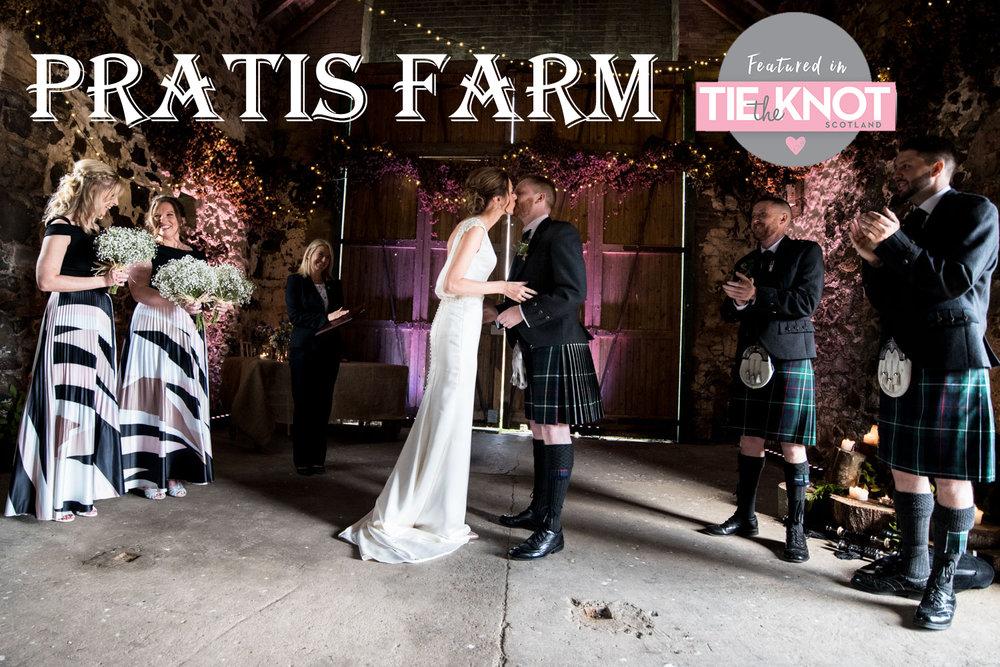 Pratis Farm Wedding