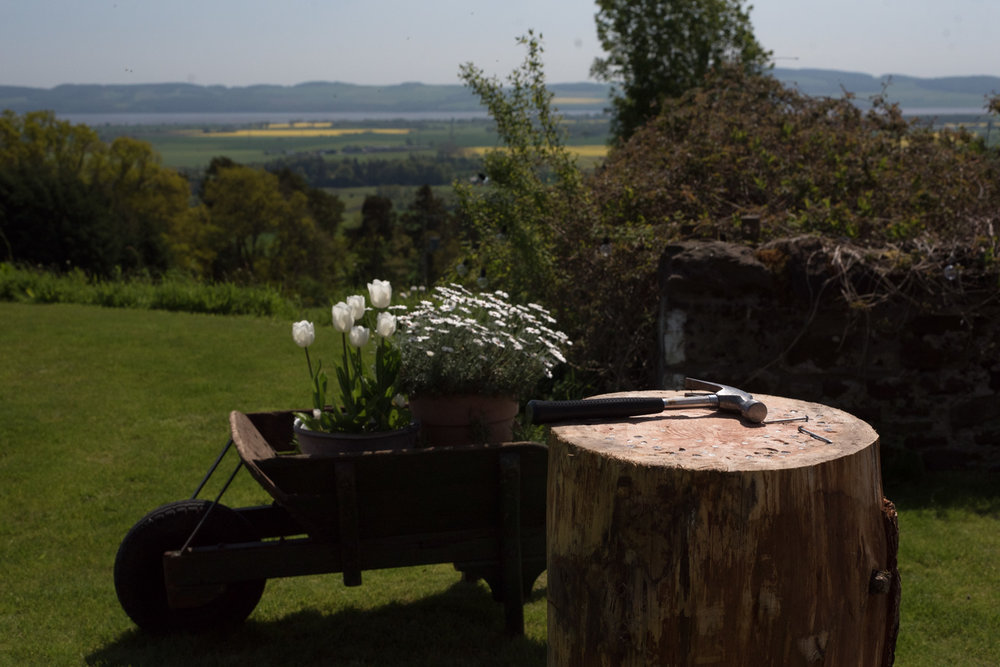 Guardswell Farm - The View