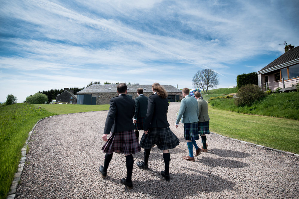 Guardswell Farm - The Drive