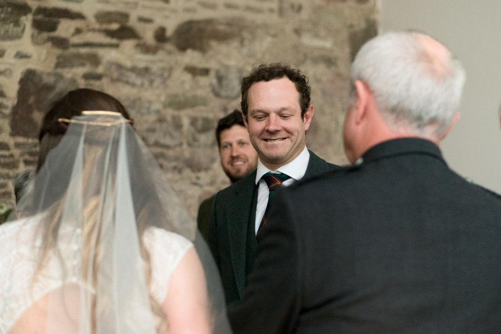 Guardswell Farm - Wedding in the granary 02