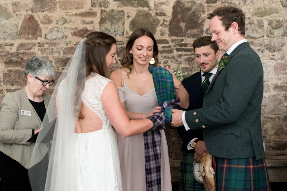 Guardswell Farm - wedding ceremony 03