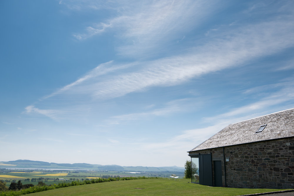 Guardswell Farm - The Byre and View
