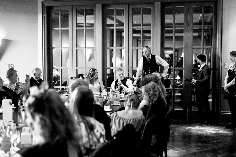 Documentary Wedding Photographer Edinburgh - The Old Course Hotel, St. Andrews