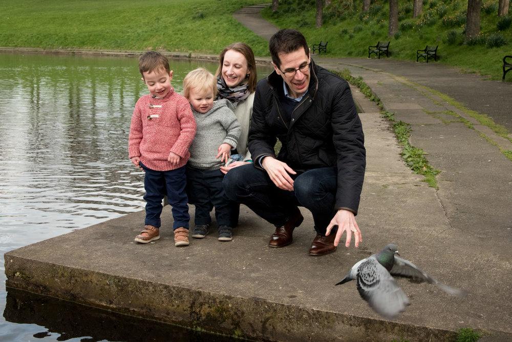 Edinburgh Family Photo Shoot - Inverleith Park 03