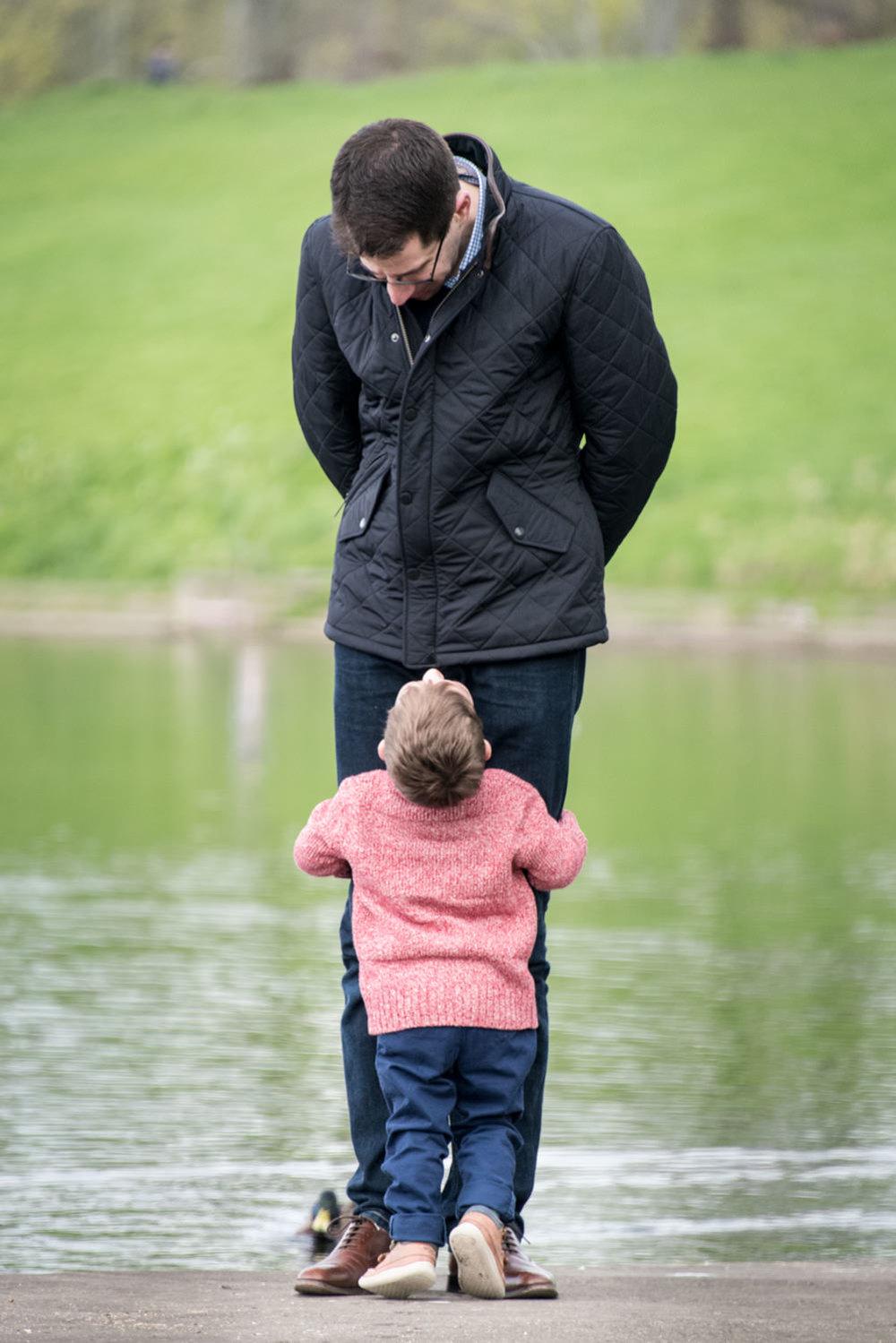 Edinburgh Family Photo Shoot - Inverleith Park 04