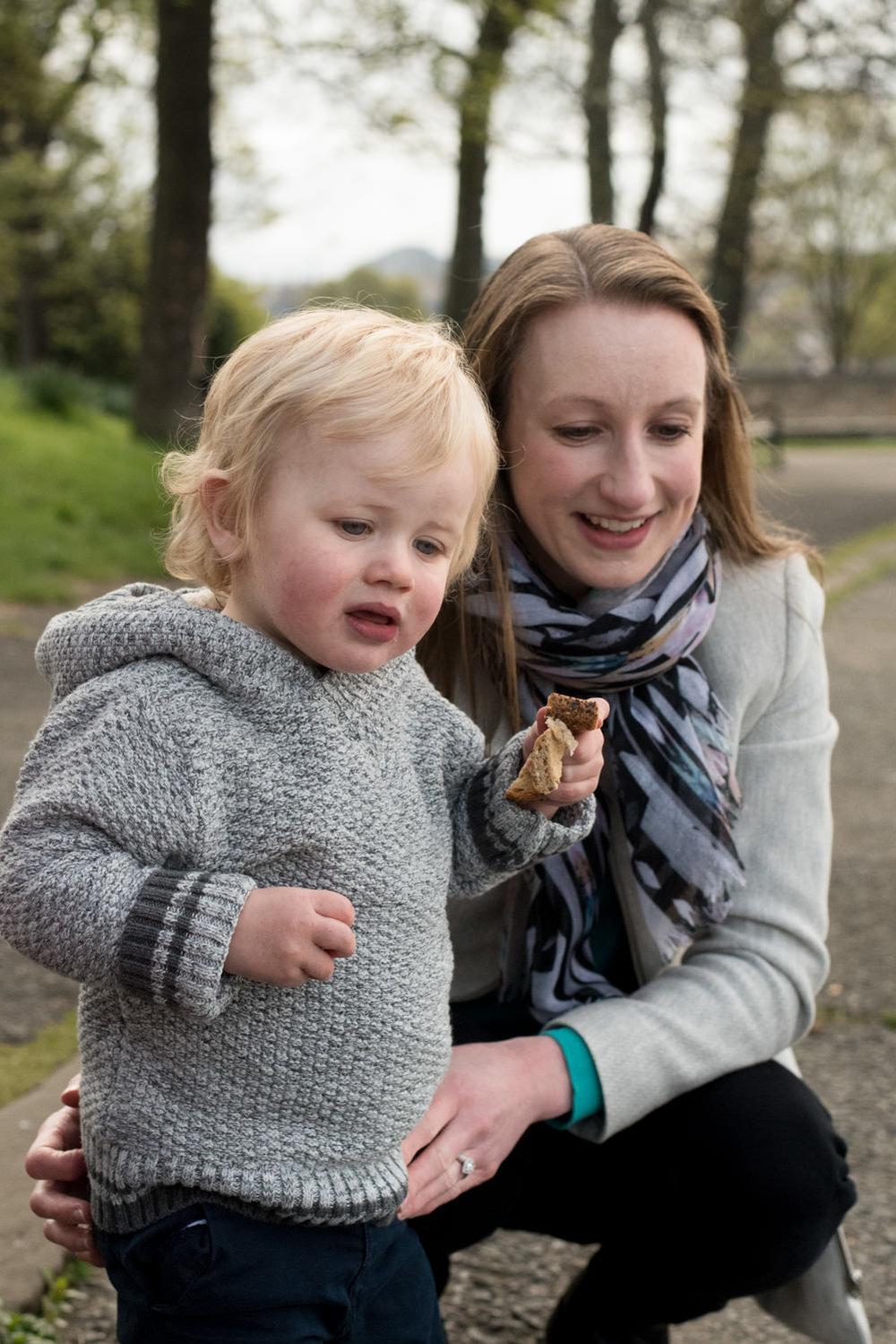 Edinburgh Family Photo Shoot - Inverleith Park 08