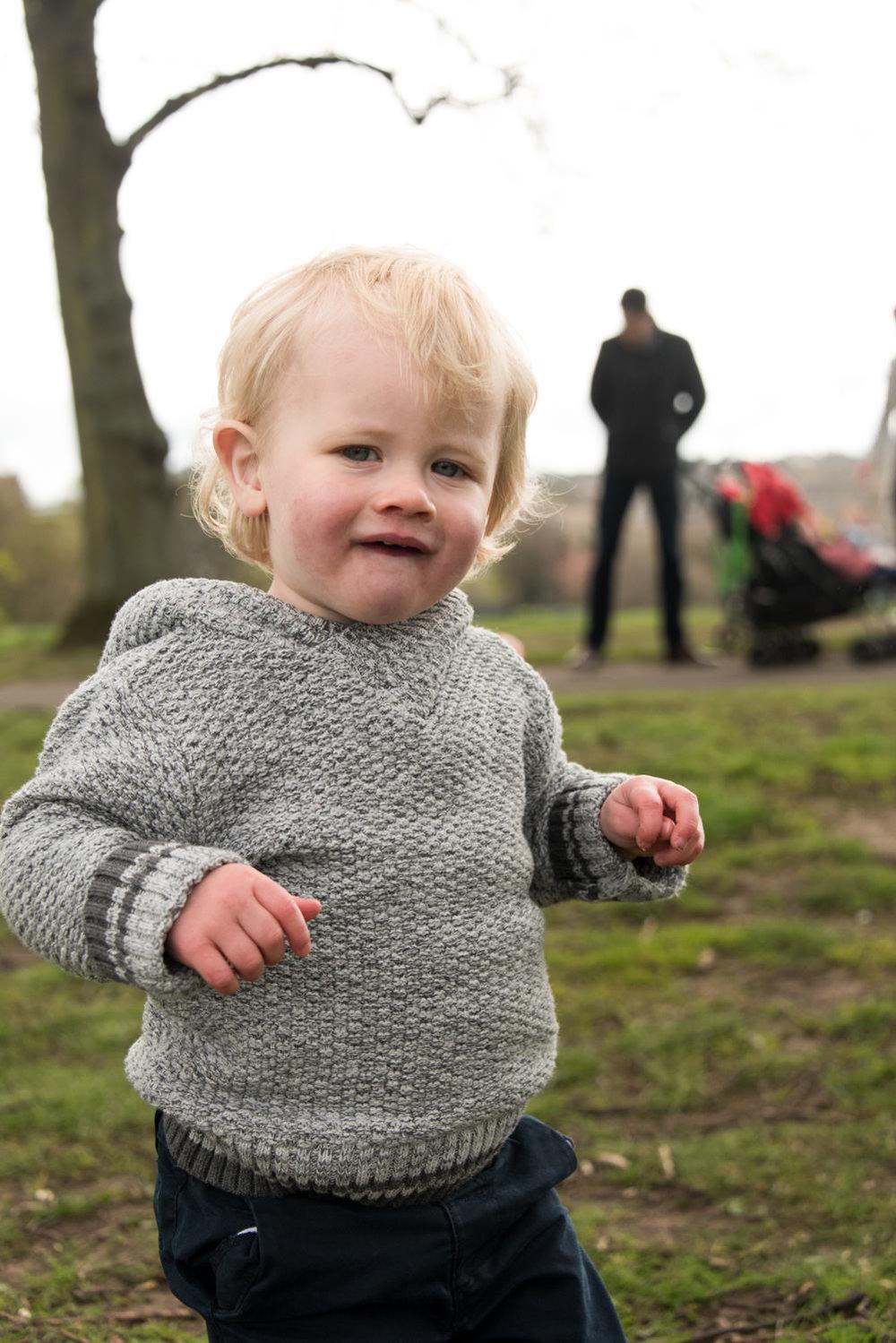Edinburgh Family Photo Shoot - Inverleith Park 12