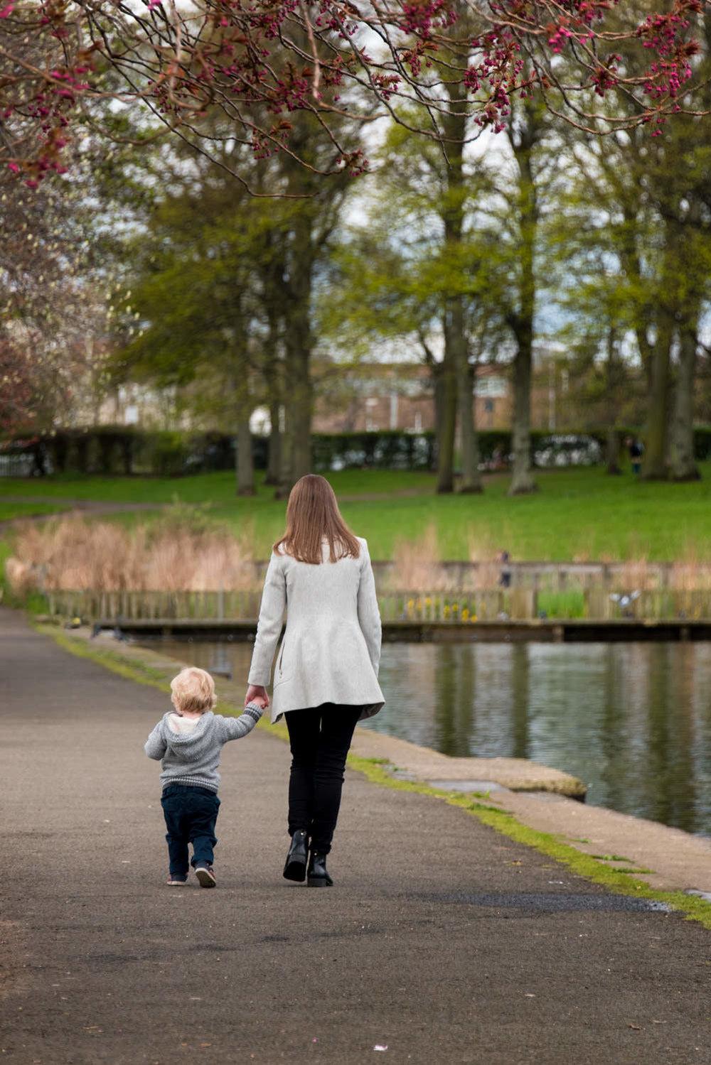 Edinburgh Family Photo Shoot - Inverleith Park 06