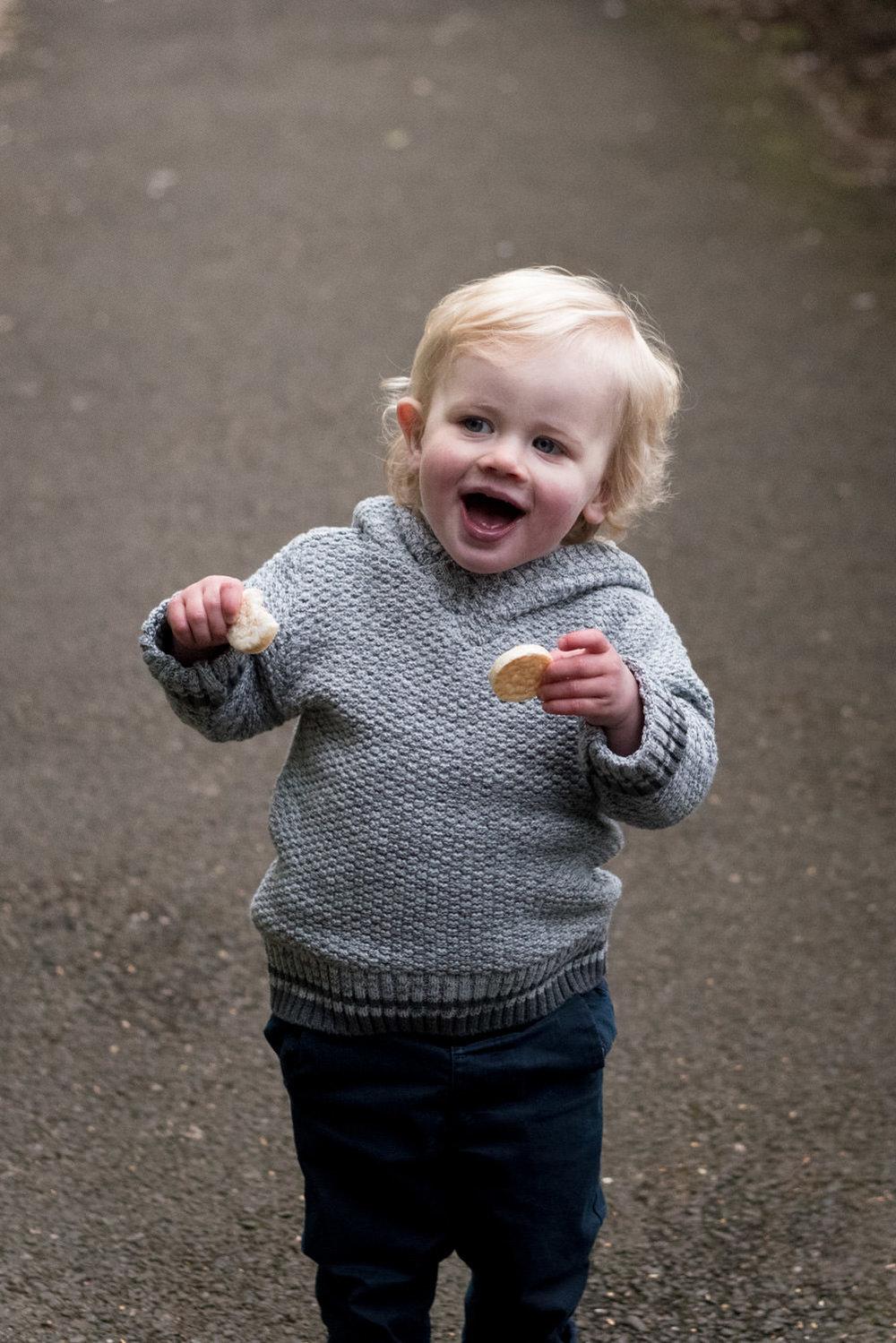 Edinburgh Family Photo Shoot - Inverleith Park 13