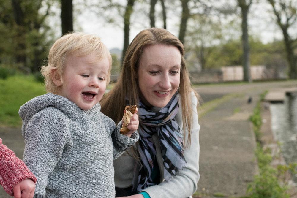 Edinburgh Family Photo Shoot - Inverleith Park 10