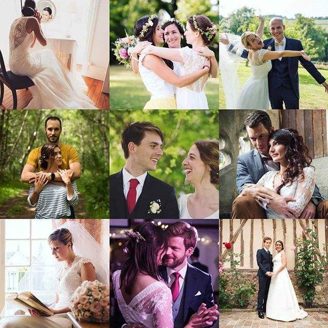 Top 2018 ! Can't wait for 2019 !  #weddingphotography #allweneedislove #love
