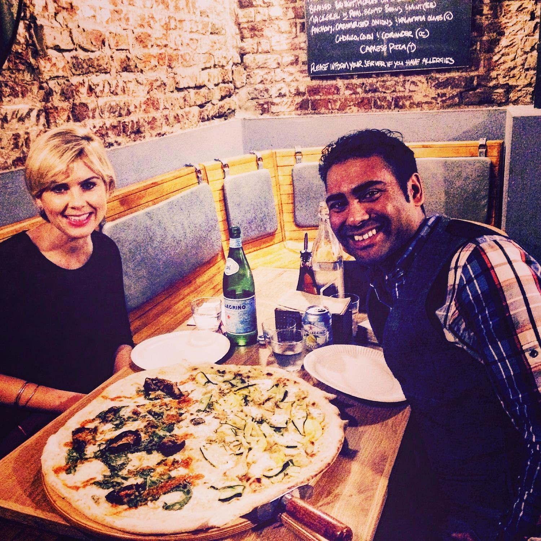 Restaurant Review Homeslice Pizza Kaye Holland