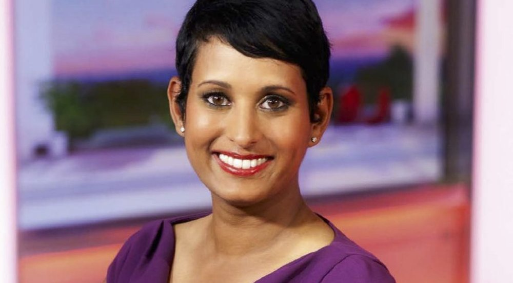 Naga Munchetty interview