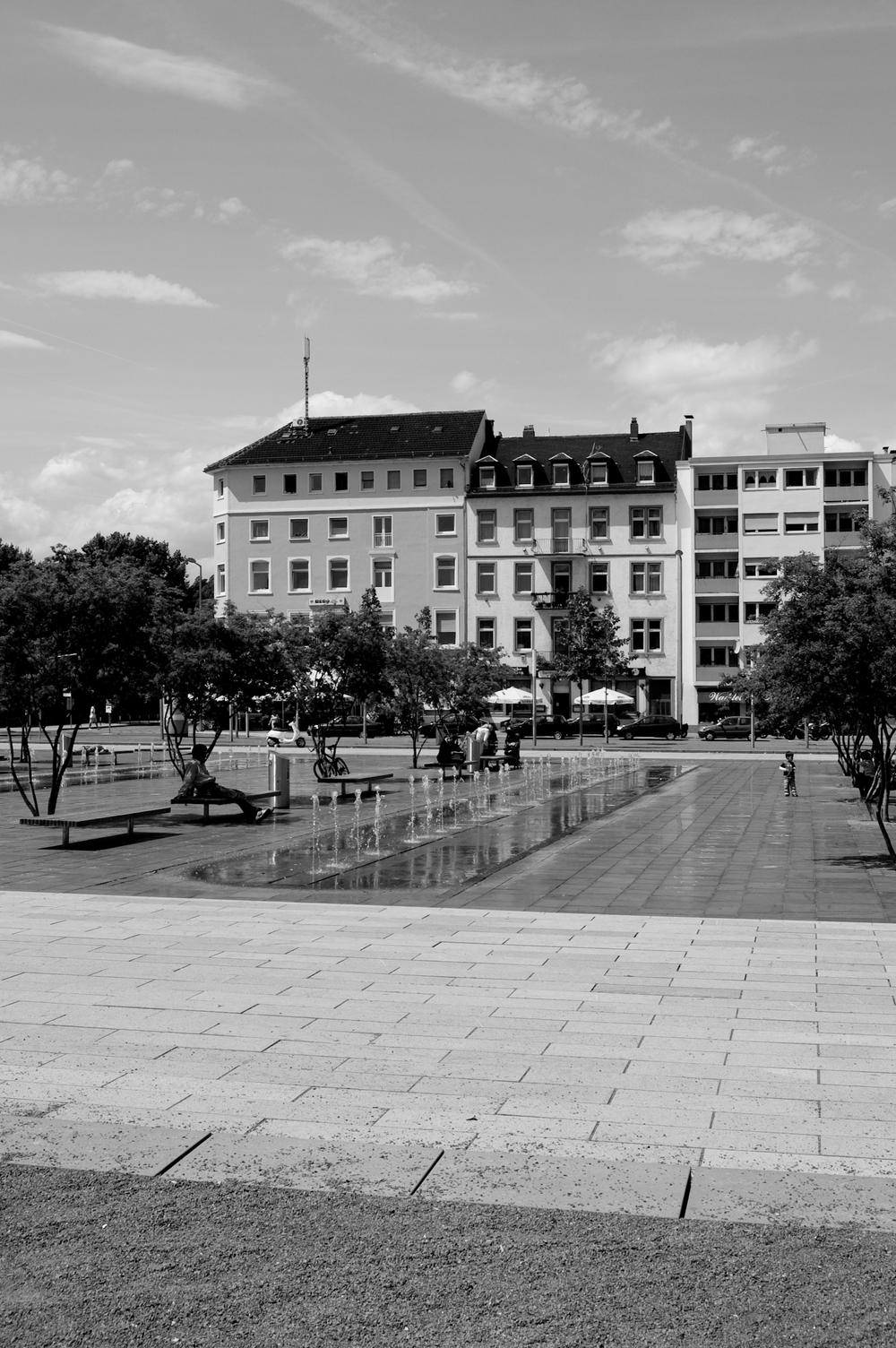 Messplatz