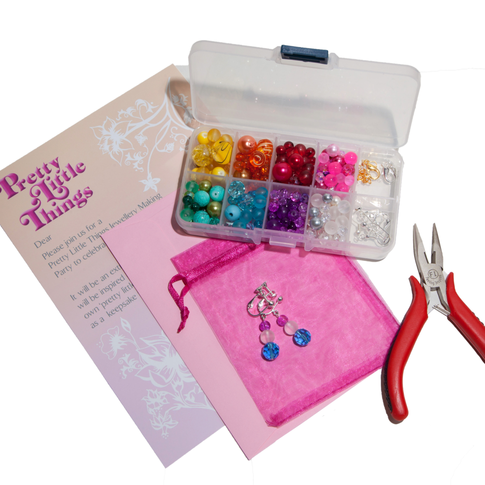 Do-It-Yourself Party Kits